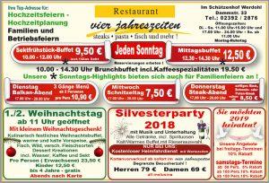 restaurant vier jahreszeiten werdohl